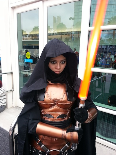 best star wars costumes at san diego comiccon 2013