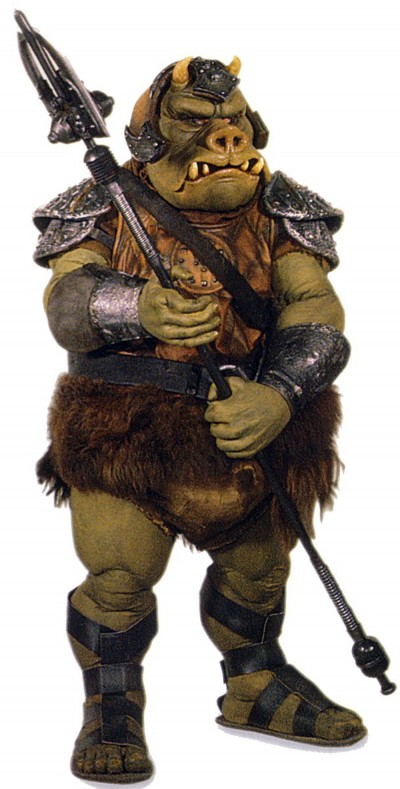 Thok in Jabba's employ.