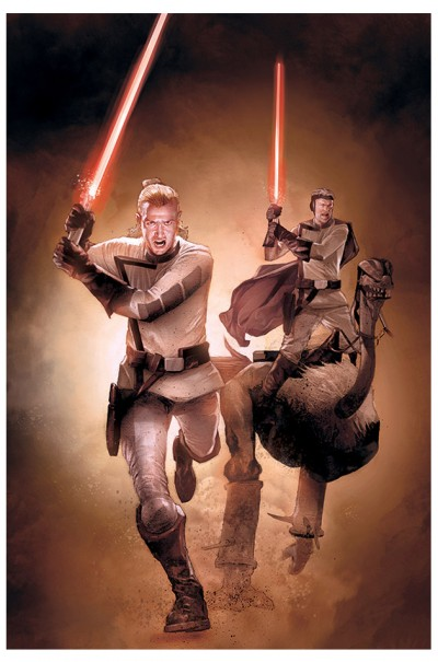 The Star Wars #4 Cover
