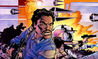 """""""Lando's Commandos"""" consisted of a rotating assemblage of scoundrels, including the Tonnika sisters and veterans of the Battle of Taanab."""
