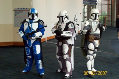 The Mandalorian Mercs make their debut.