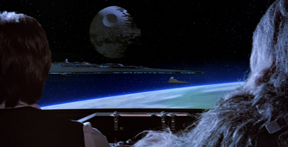 Han & Chewie would go on to endlessly debate this view.