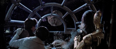 The Asteroid Field