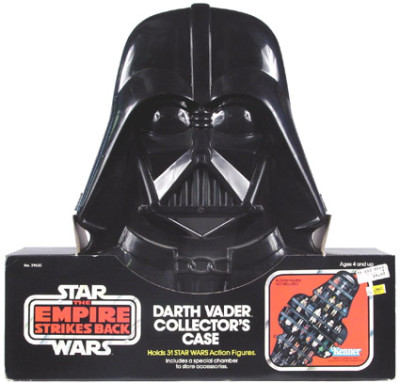 Darth Vader Collector's Case by Kenner