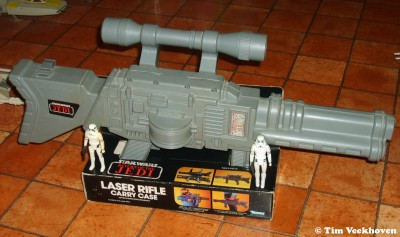 Star Wars Laser Rifle Carry Case