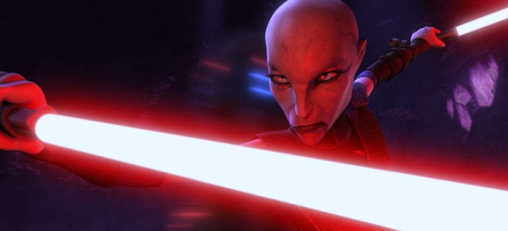The Clone Wars - Asajj Ventress