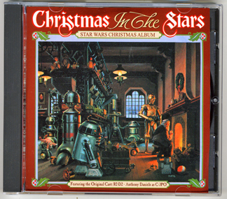 The 1996 Christmas in the Stars CD with liner notes by the author