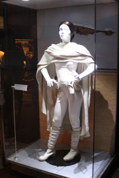 Padme costume from Attack of the Clones