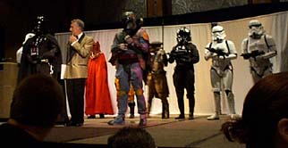 The 501st with Anthony Daniels at DragonCon 1998