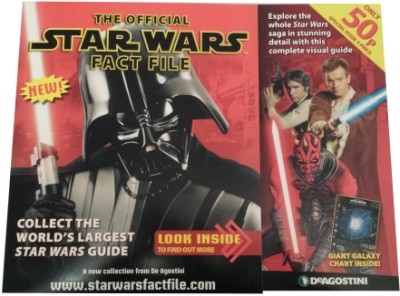 The new Official Star Wars Fact File #1