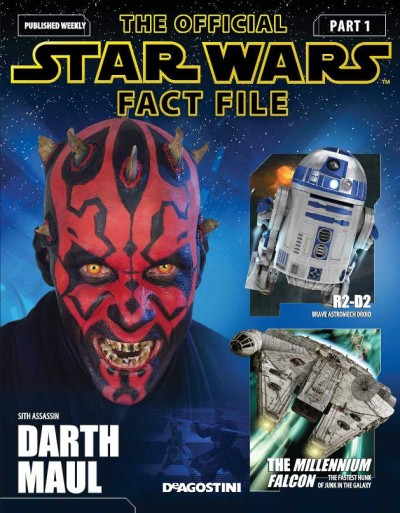 The Official Star Wars Fact File #1