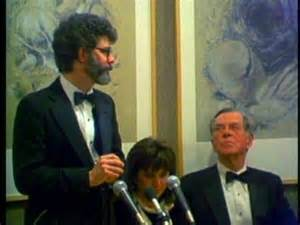 George Lucas and Joseph Campbell