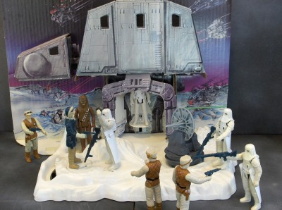 Kenner's Star Wars Hoth Ice Planet Adventure Set