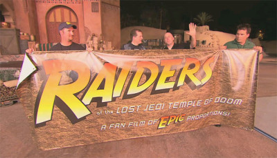 Raiders of the Lost Temple of Doom