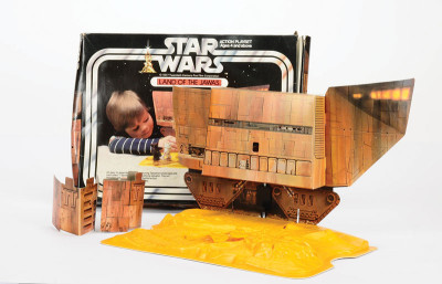 Palitoy's Land of the Jawas playset