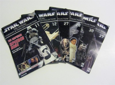 Star Wars: The Official Starships & Vehicles Collection