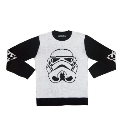WeLoveFine's Stormtrooper sweater