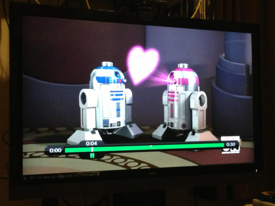 R2 Kt And The Power Of The Pink Side Starwars Com