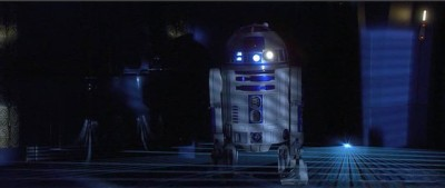 R2-D2 in Attack of the Clones