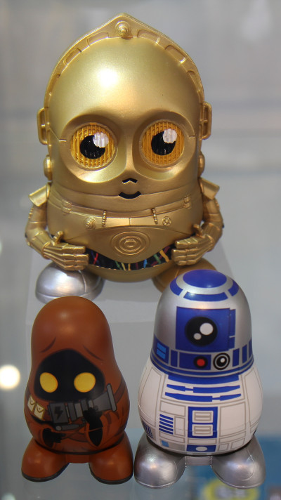 Together Plus C-3PO, Jawa, and R2-D2