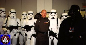 The 501st Legion of Stormtroopers in 1998