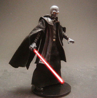 Darth Plagueis action figure