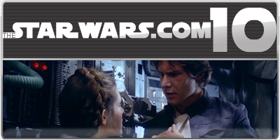 The StarWars.com 10: Best Han and Leia Moments