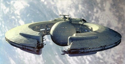 Trade Federation's Droid Control Ship