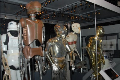 Droids at Star Wars Identities