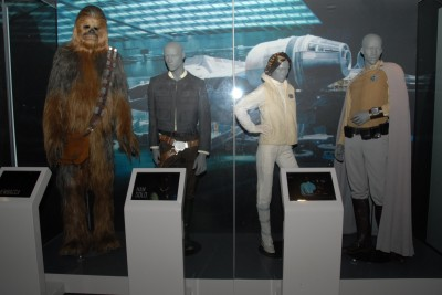 Rebel costumes at Star Wars Identities