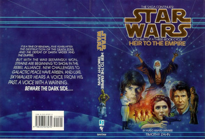 Star Wars: Heir to the Empire cover