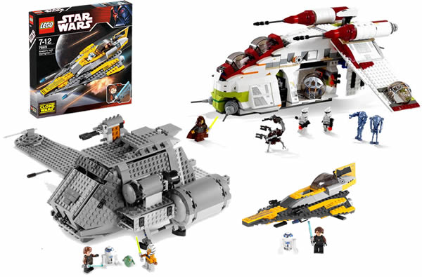 Collecting the Galaxy: 15 Years of LEGO Star Wars, Part 2 ...