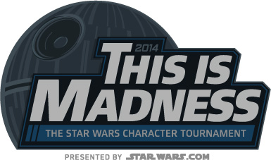 This Is Madness: The Star Wars Character Tournament 2014 logo
