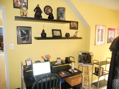 Lori Kneisly's Star Wars collection