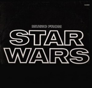 Music From Star Wars by The Electric Moog Orchestra