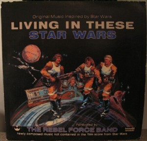 Living In These Star Wars by The Rebel Force Band