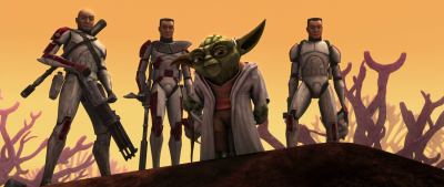 Star Wars: The Clone Wars, Ambush