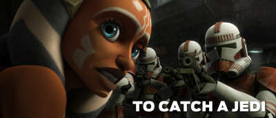 To Catch a Jedi - Star Wars: The Clone Wars