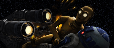 Star Wars: The Clone Wars, Nomad Droids