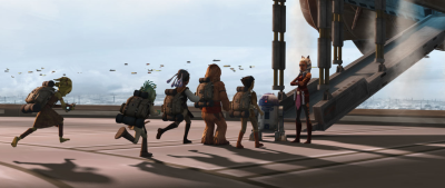 Star Wars: The Clone Wars, The Gathering