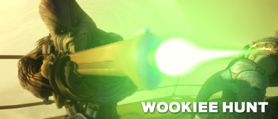 Wookiee Hunt - Star Wars: The Clone Wars