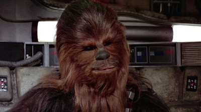 Chewbacca from Star Wars: Episode IV A New Hope