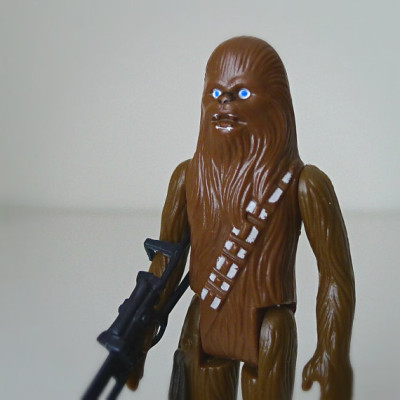 Kenner Chewbacca toy