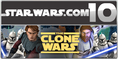 The StarWars.com 10: Best Episodes of Star Wars: The Clone Wars