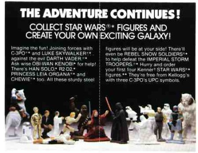 Kenner's Star Wars Micro Collection
