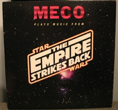 Meco Plays Music from the Empire Strikes Back