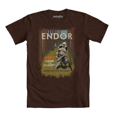 Star Wars Endor Rally shirt