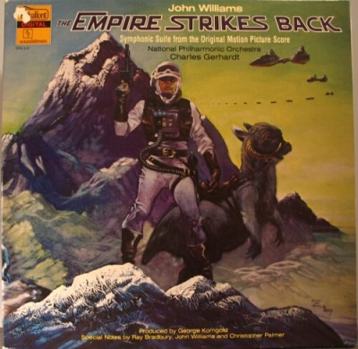 The Empire Strikes Back. Symphonic suite from the motion picture