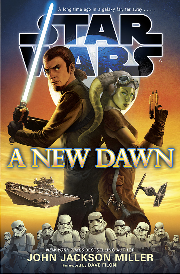Star Wars: A New Dawn by John Jackson Miller