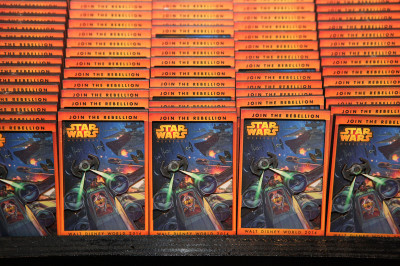 Star Wars Weekends 2014 Darth's Mall Magnets